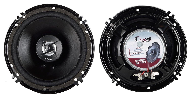 eee1a473735 Cave 6 Inches Car Speakers with Tweeter, 6' Door: Amazon.in: Electronics