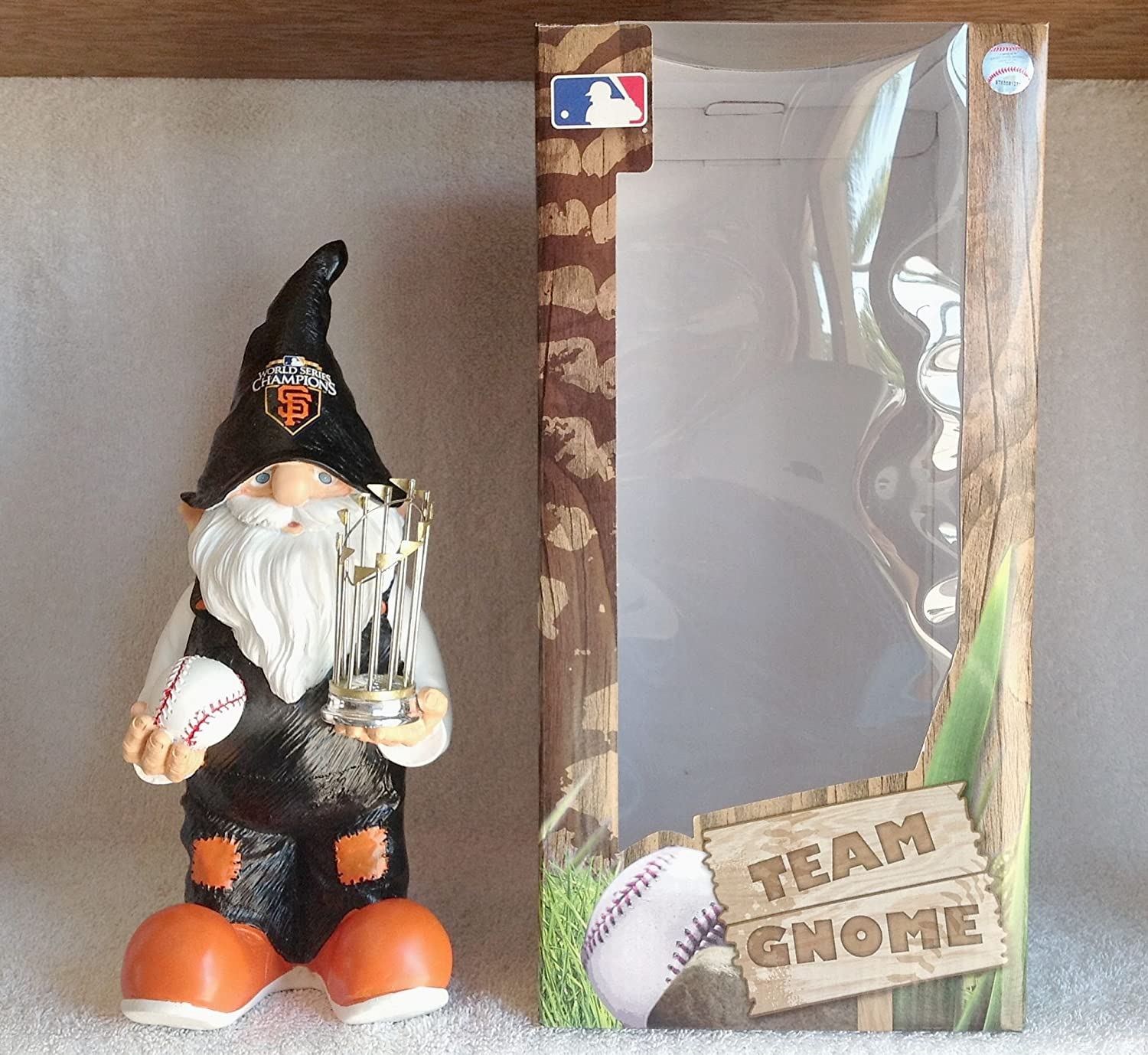 Gnome Giants Baseball World Series (2012) Bobblehead