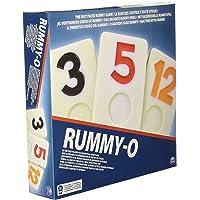 Spin Master Board Game Rummy O Básico