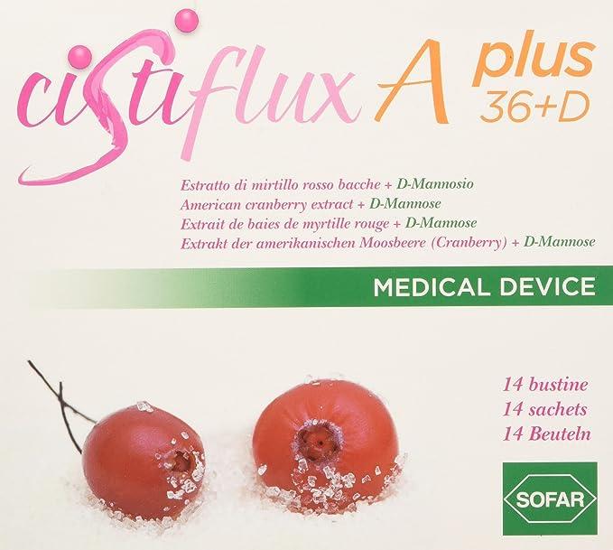 Cistiflux A Plus 36+D 14Bust: Amazon.es: Salud y cuidado personal