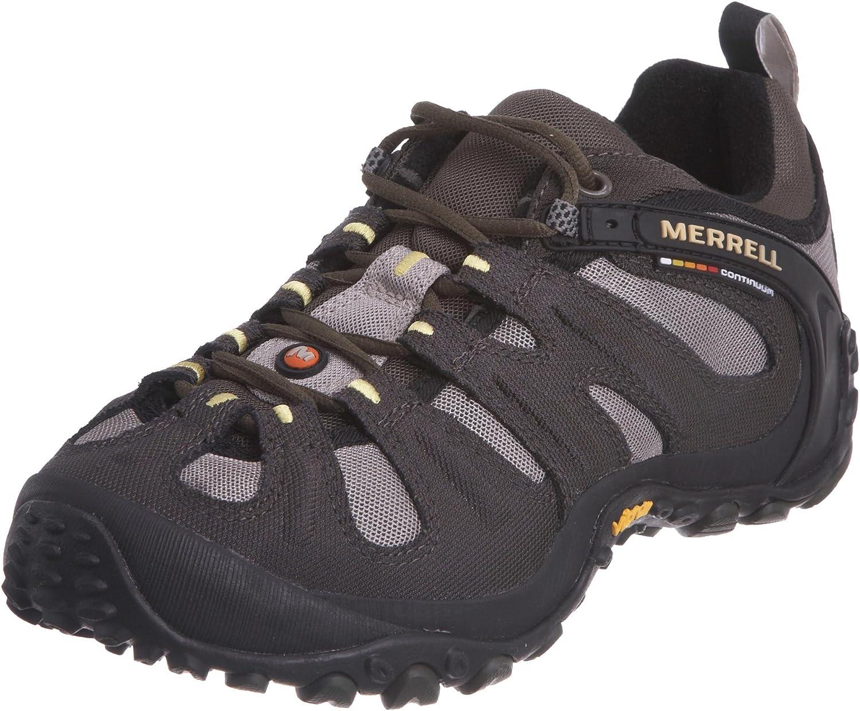 Merrell CHAMELEON WRAP SLAM Zapatillas de senderismo para Hombre, Verde (Dusty Olive), 47 EU: Amazon.es: Zapatos y complementos