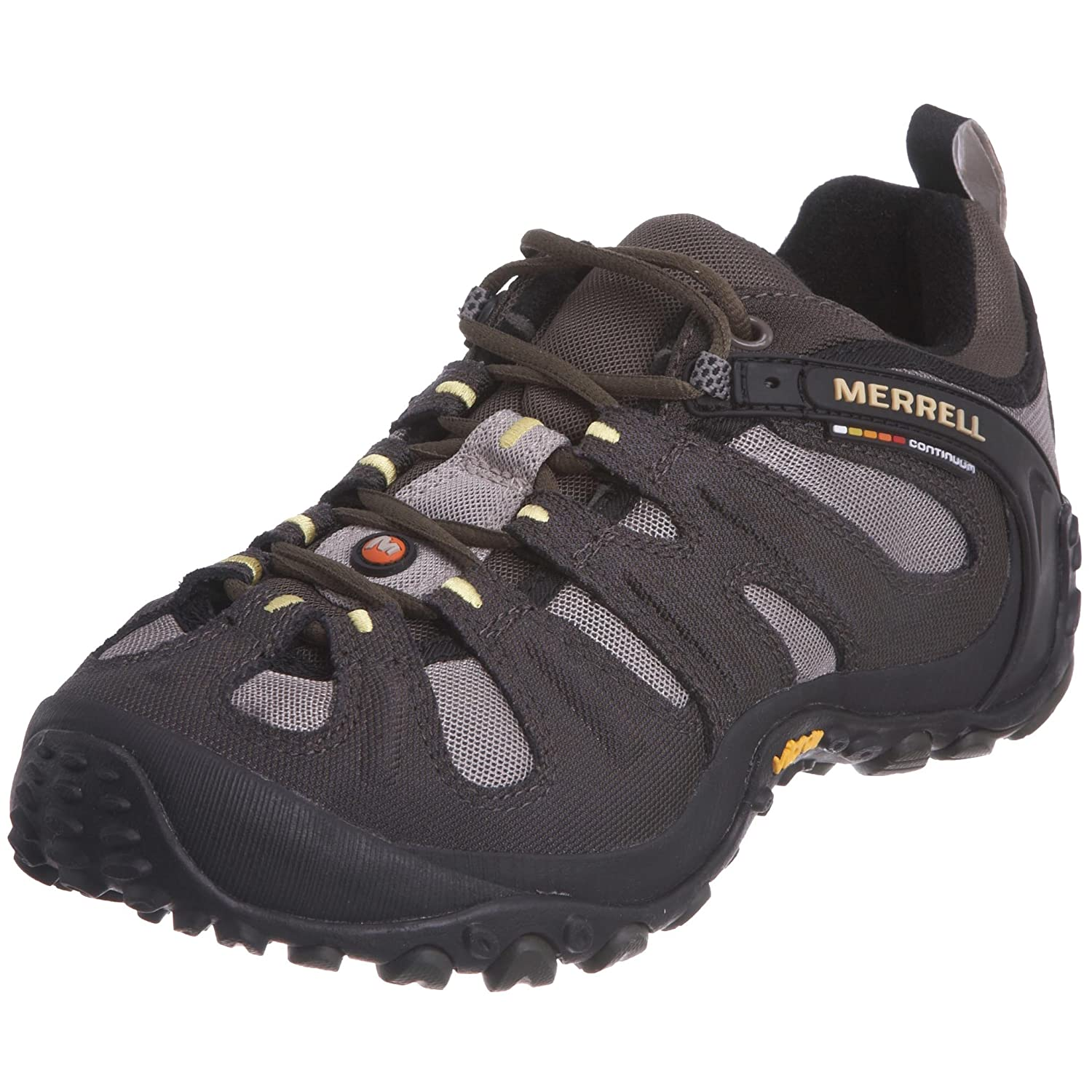 Amazon.com | Merrell Mens Chameleon Slam II Walking Shoe, Dusty Olive - 12 D(M) US | Tennis & Racquet Sports