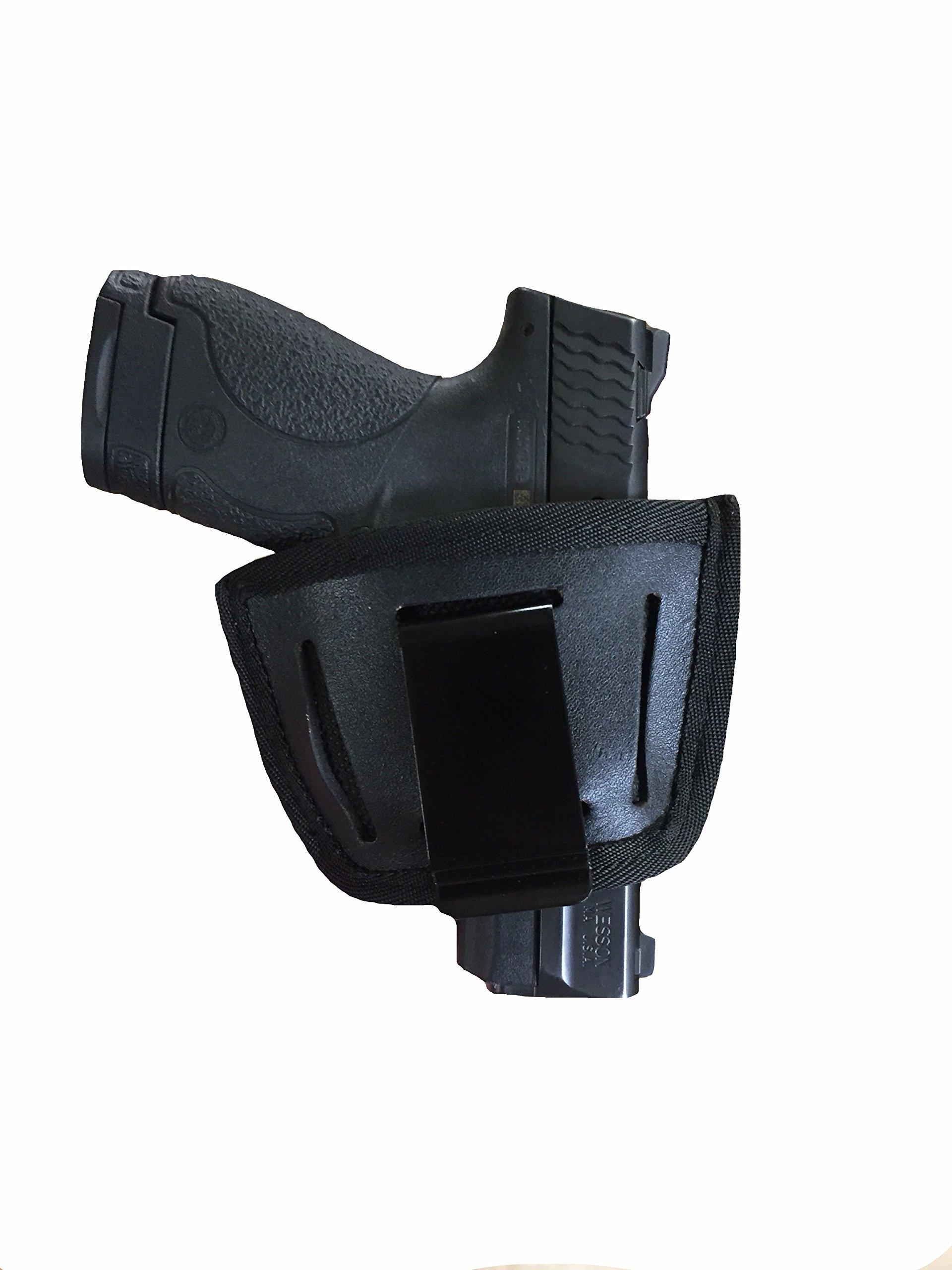 Beretta Vertec 9mm, M9 Concealed Inside The Pants Leather Gun Holster.