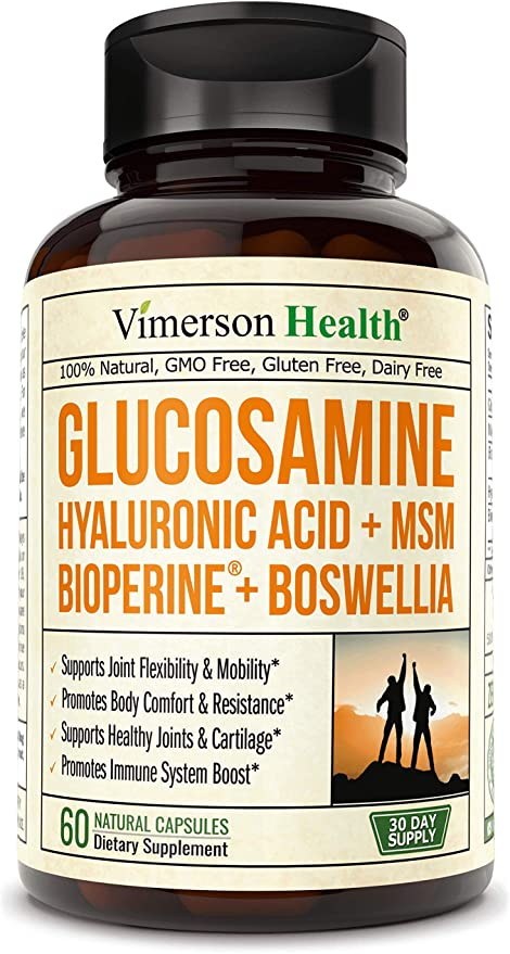 joint hurt aid supplements glucosamine