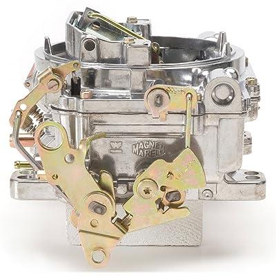 Edelbrock 9913 750 CFM Square Bore 4-Barrel Air Valve Electric Choke Remanufactured Carburetor: Automotive