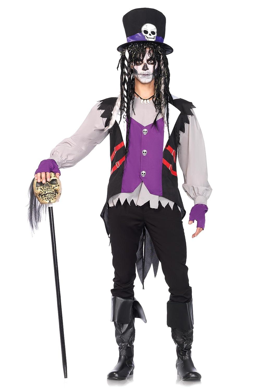 Leg Avenue Men's Voodoo Priest Costume