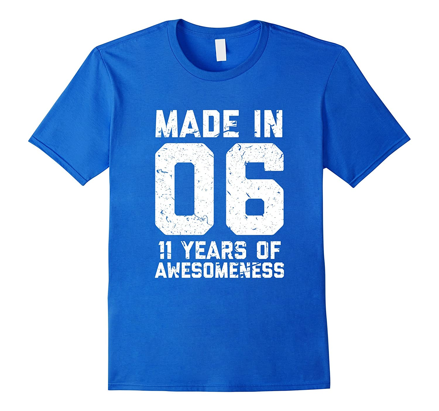 11th Birthday Shirt Gift Age 11 Year Old Boy Girl Tshirt Tee RT