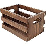 7 Gypsies Vintage Photo Crate, 4 by-6-Inch, Stained Wood