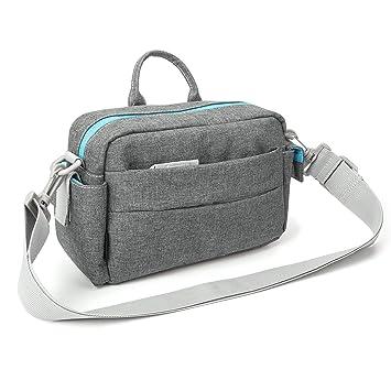 Bolsa para cámara gris, puede ser usada como bolsa para cámara ...