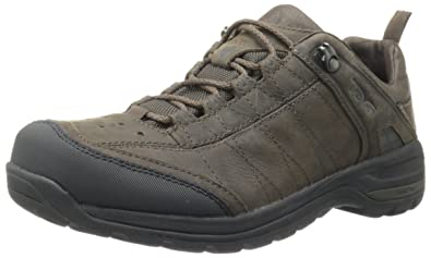 14b27af6496e Image Unavailable. Image not available for. Color  Teva Men s Kimtah  Waterproof Leather Hiking Shoe