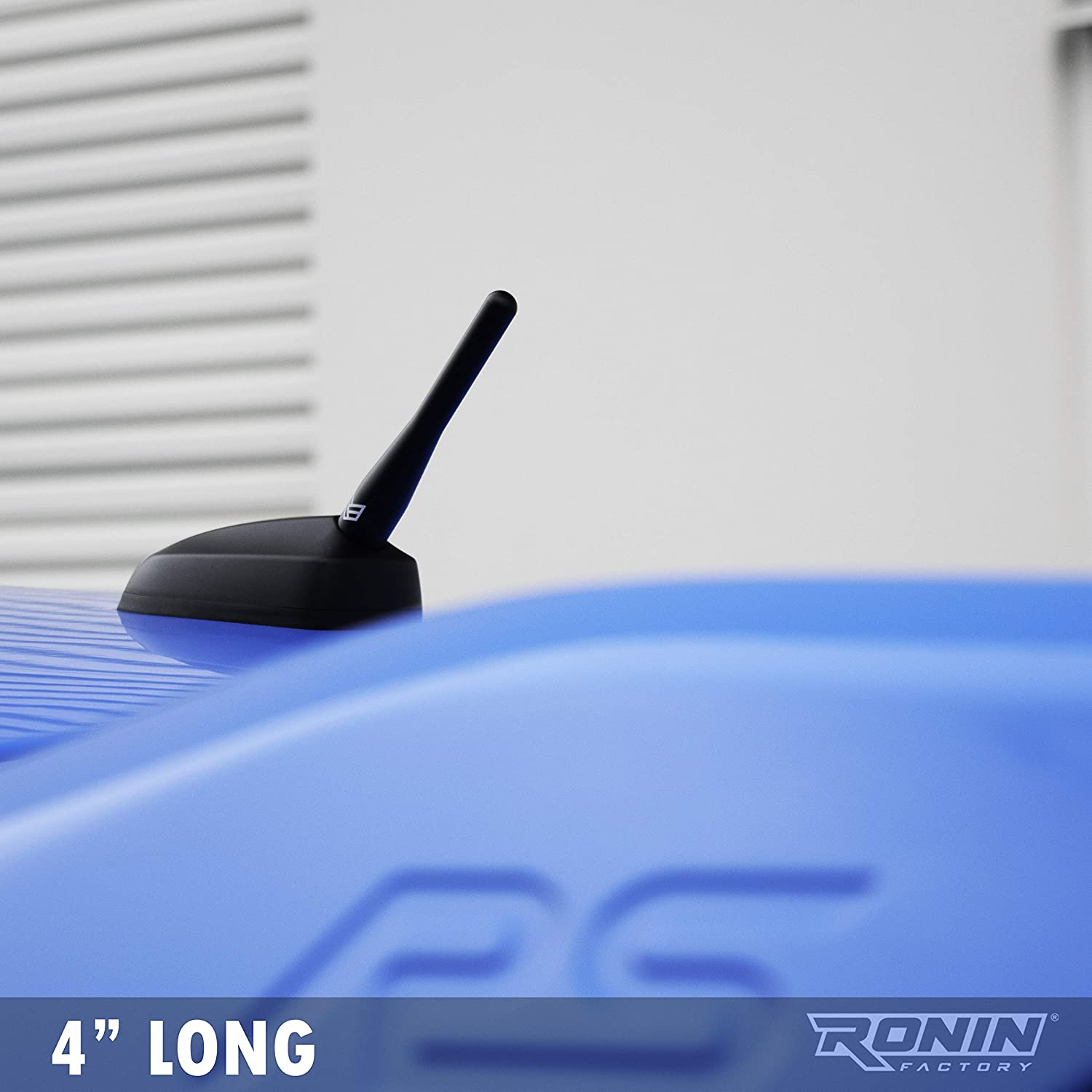 4 Inch Ronin Factory Stubby Antenna for Ford Focus RS /& ST 2008 with Anti-Theft Design