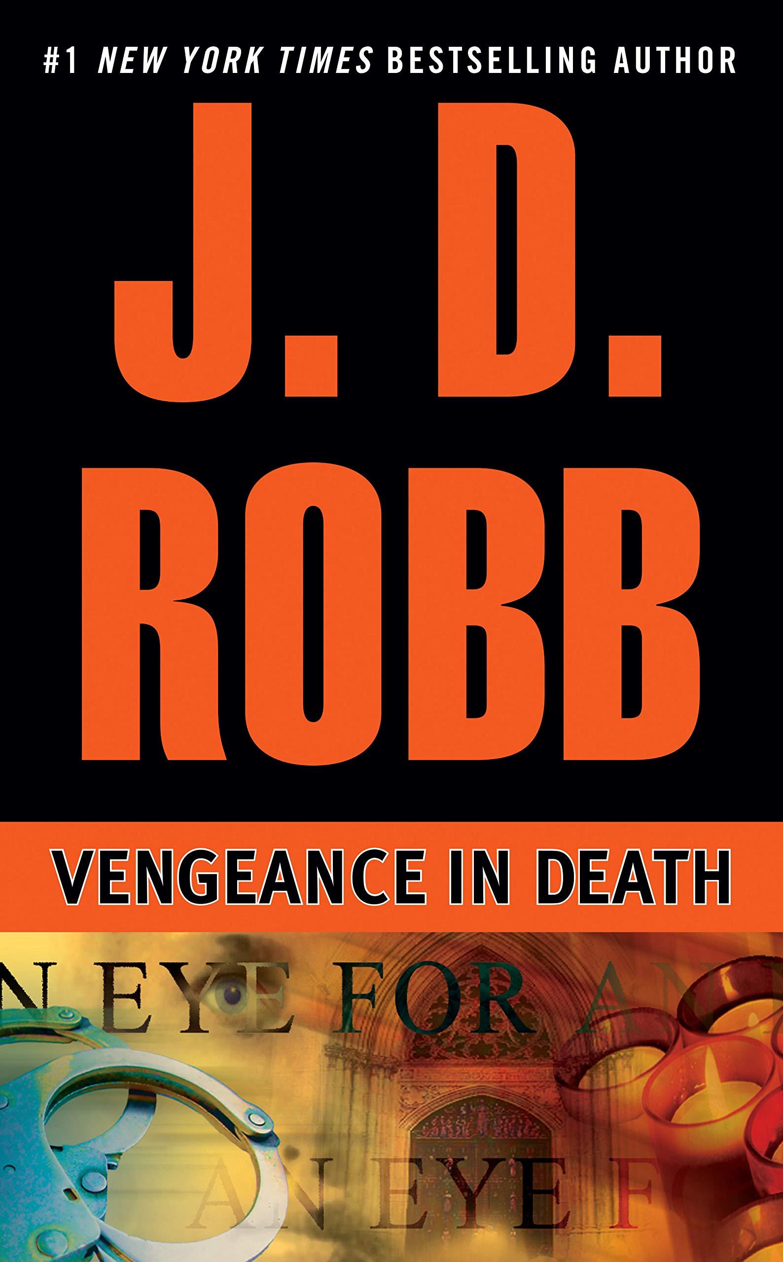 Vengeance In Death Robb J D 9780425160398 Amazon Com Books