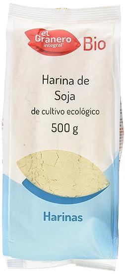 HARINA DE SOJA BIO 500 gr