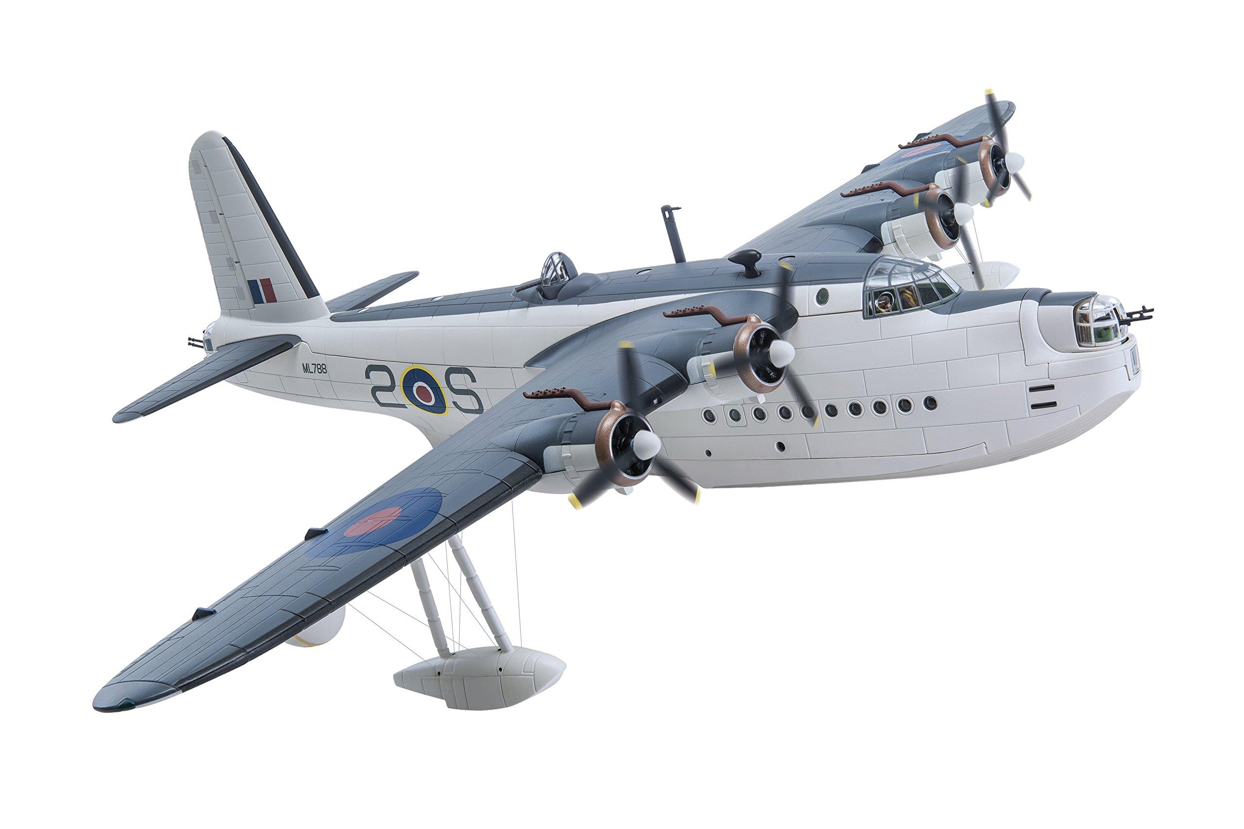 Corgi Short Sunderland Mk III Diecast Aviation Archive Model Replica by Corgi (Image #1)