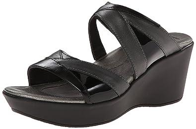 2963aff11ccc Naot Women s Siren Wedge Sandal