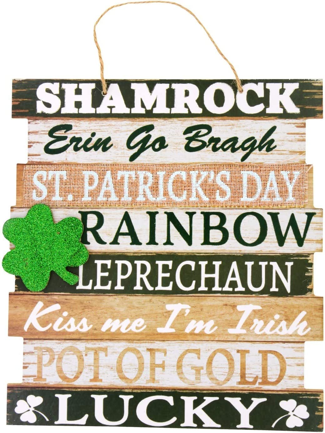 st. patrick's day Wall Sign 11.25