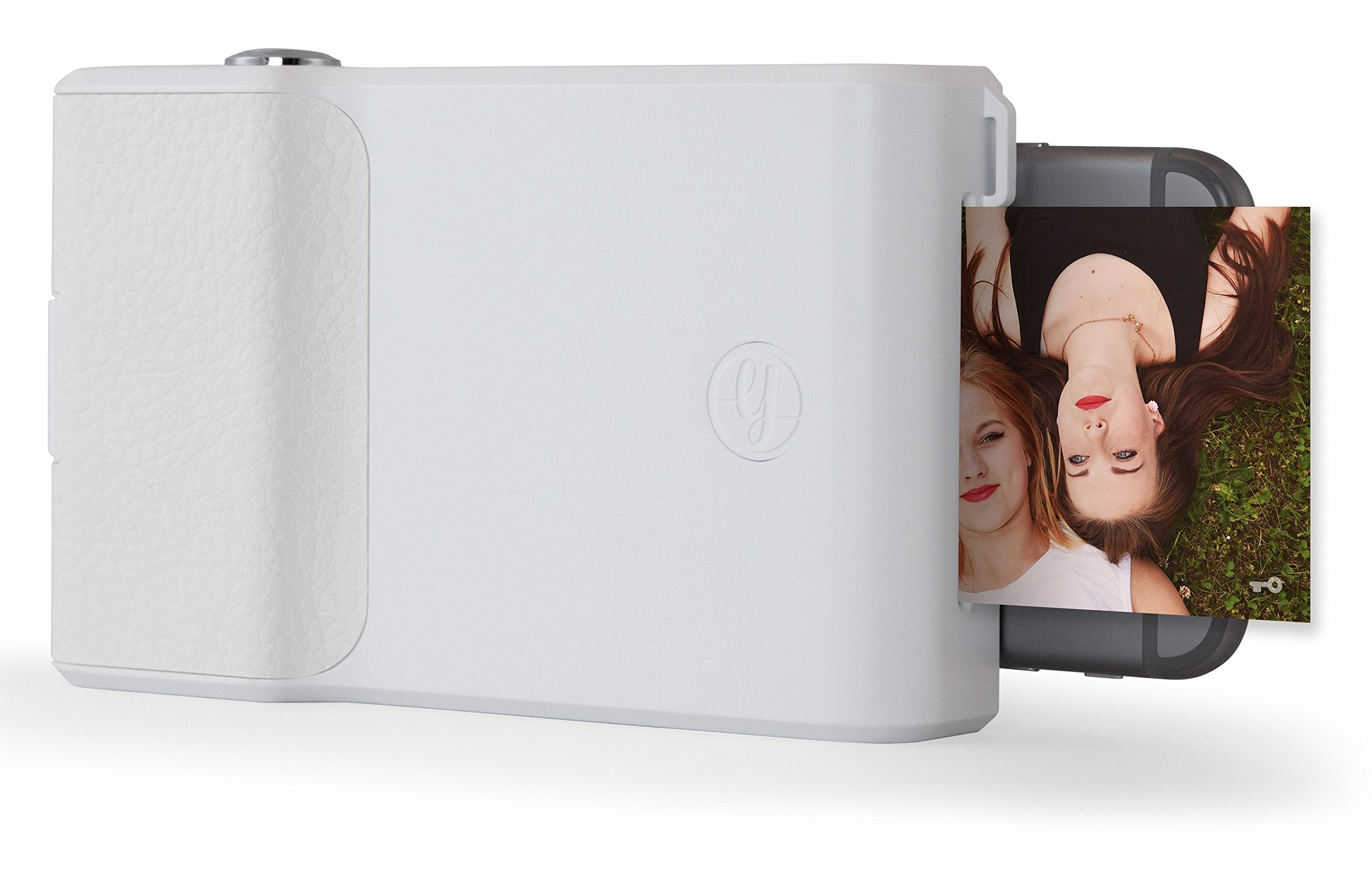 Prynt PW200003-WH Get Instant Photo Prints with The Prynt Case for iPhone 6 / 6s  - White by Prynt