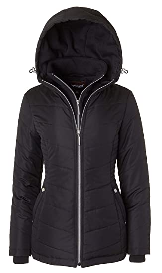 Sportoli Down Alternative Puffer Jacket