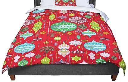 KESS InHouse Skye Zambrana I Want You Twin Comforter 68 X 88