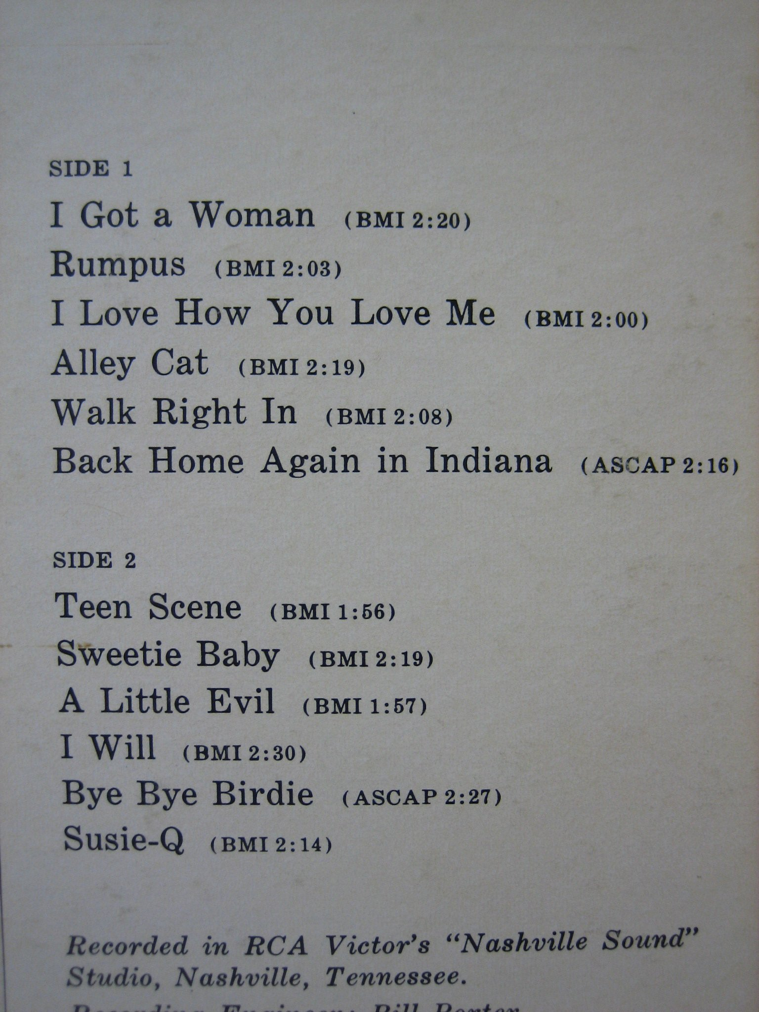 Teen Scene by RCA Victor
