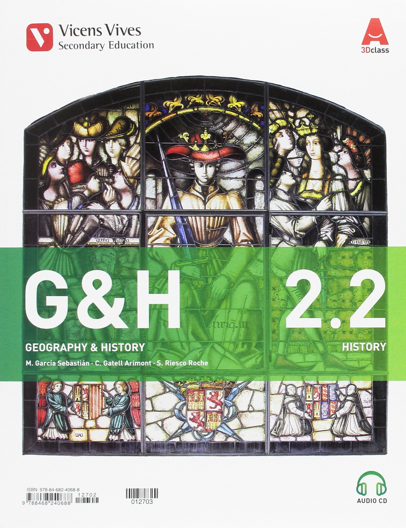 G&H 2.2 & 2.1 (HISTORY) 3D CLASS: Amazon.es: Garcia Sebastian ...