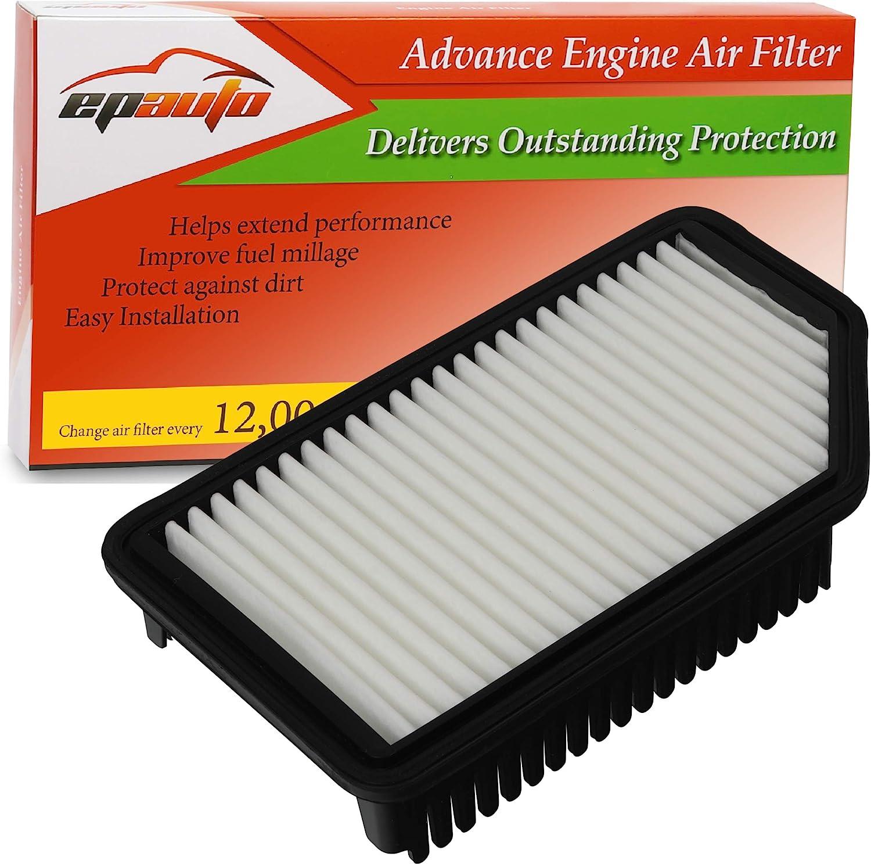 Premium Air Filter for Kia Soul 2012-2018 w// 2.0L Engine