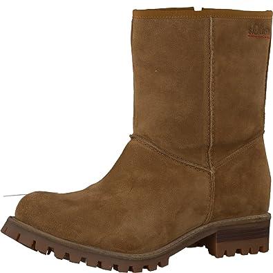 090eb343b1f81 s.Oliver Damenschuhe 5-5-26491-27 Damen Stiefel, Boots, Stiefeletten