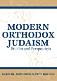 Modern Orthodox Judaism: Studies and Perspectives