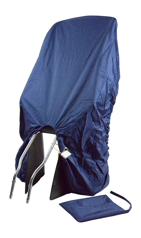 azul oscuro TROCKOLINO funda impermeable para sillitas infantiles de bicicletas