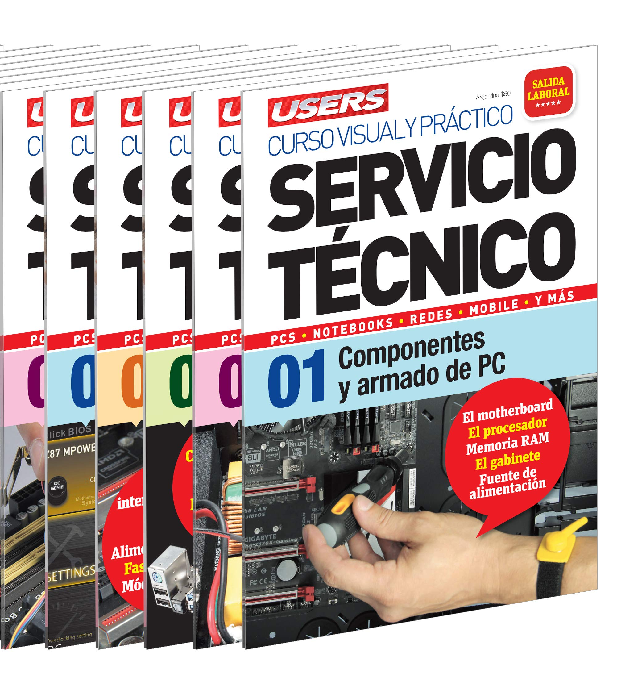 Servicio Técnico - PCs, Notebooks, Redes, Mobile y màs (Spanish ...