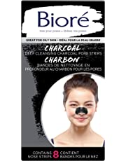 Bioré® Deep Cleansing Charcoal Pore Strip 8-Count