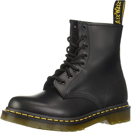 Dr. Martens 1460 Mono 8 Eye Leather Boot for Men and Women