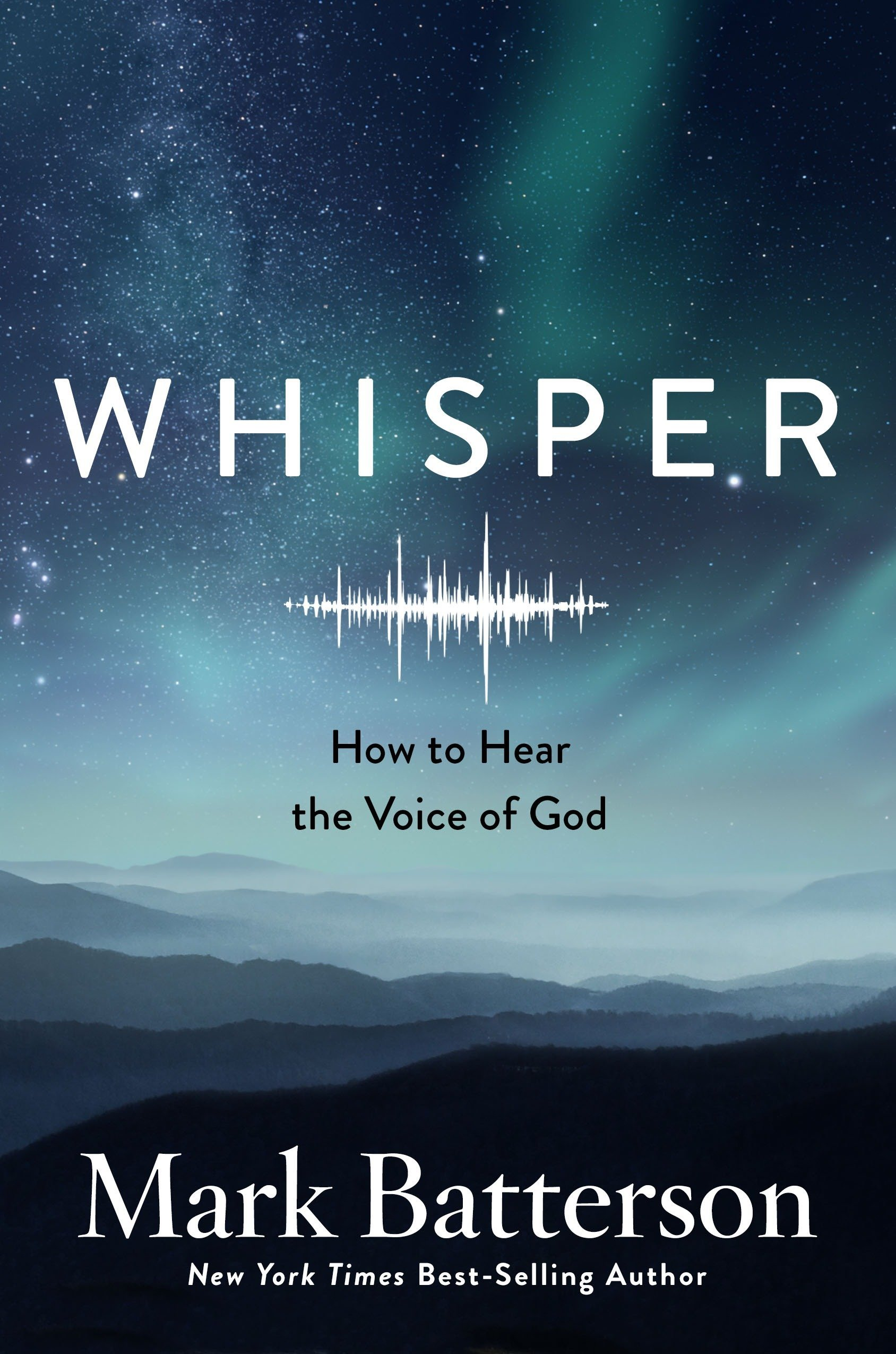 Image result for Whisper: How to Hear the Voice of God