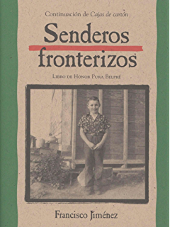 Senderos fronterizos (Spanish Edition)