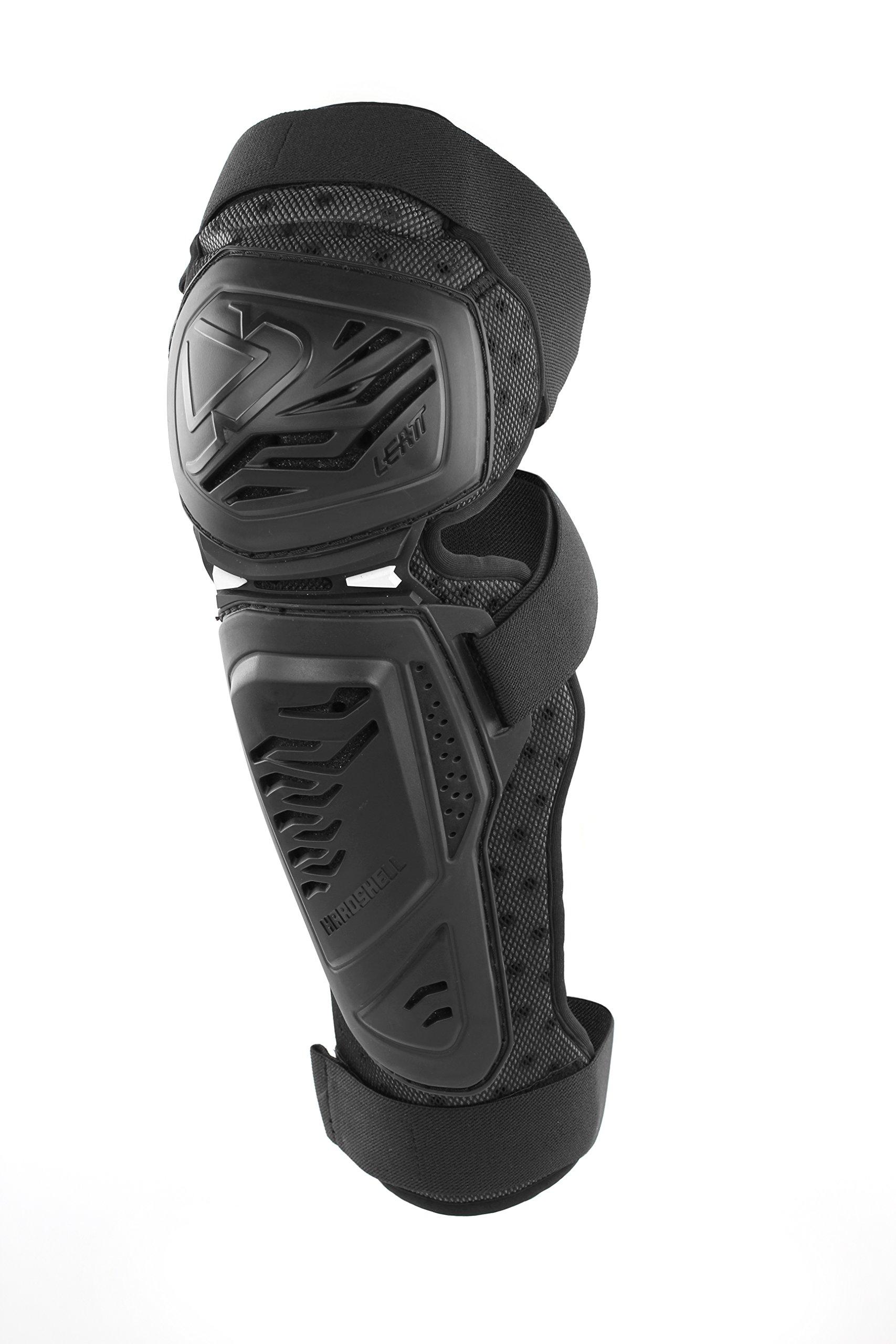 Leatt 3.0 EXT Knee and Shin Guard (Black, Large/X-Large) by Leatt Brace