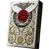 Medieval Playing Cards with Unique Seal and Free Card Game eBook, Stand Out with Cool Poker Cards, Black Deck of Playing Card