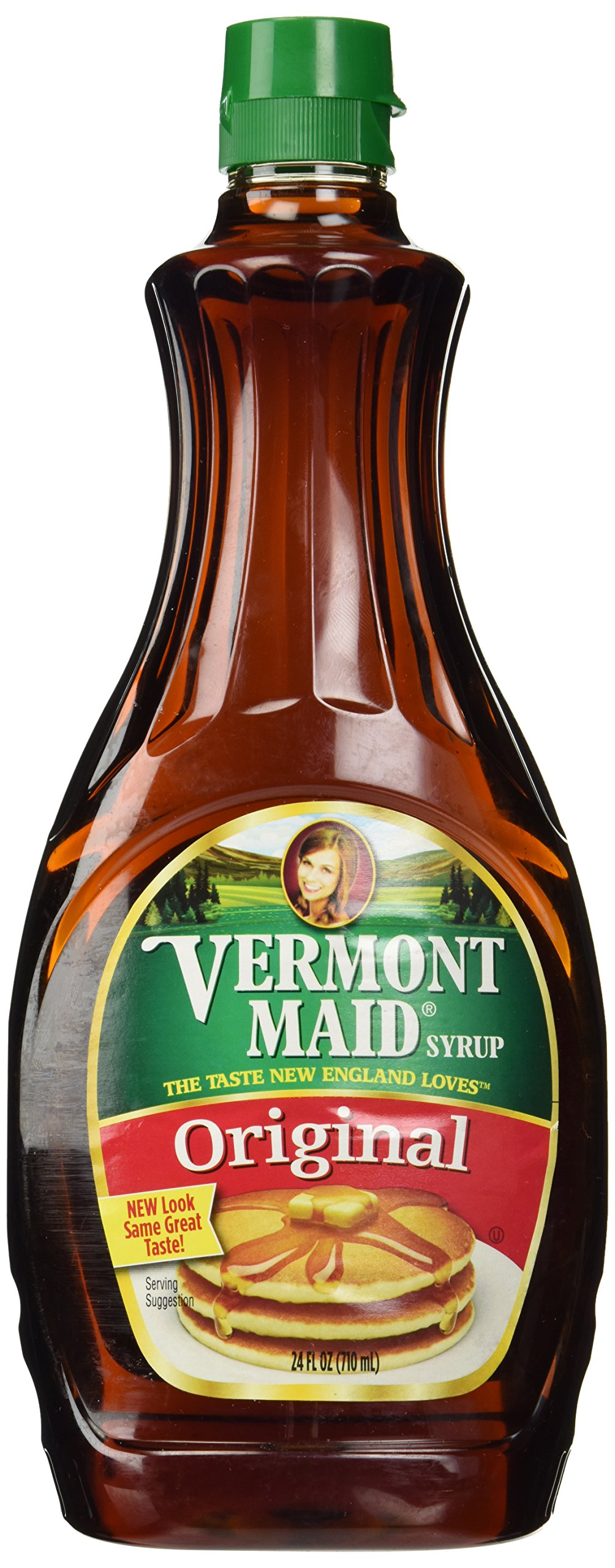 Vermont Maid Syrup, 24-Ounce (Pack of 3)