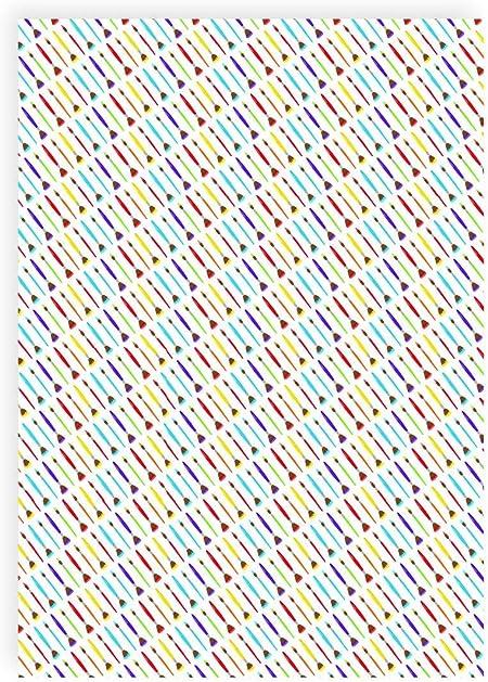Flex pantalla multicolor Pincel Blanco – Din A4 arco – Pantalla para plotter – Plancha pantalla: Amazon.es: Hogar