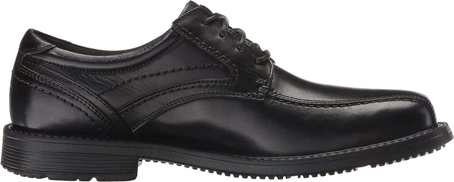 Rockport Mens Classic Tradition Bike Toe Oxford Oxford