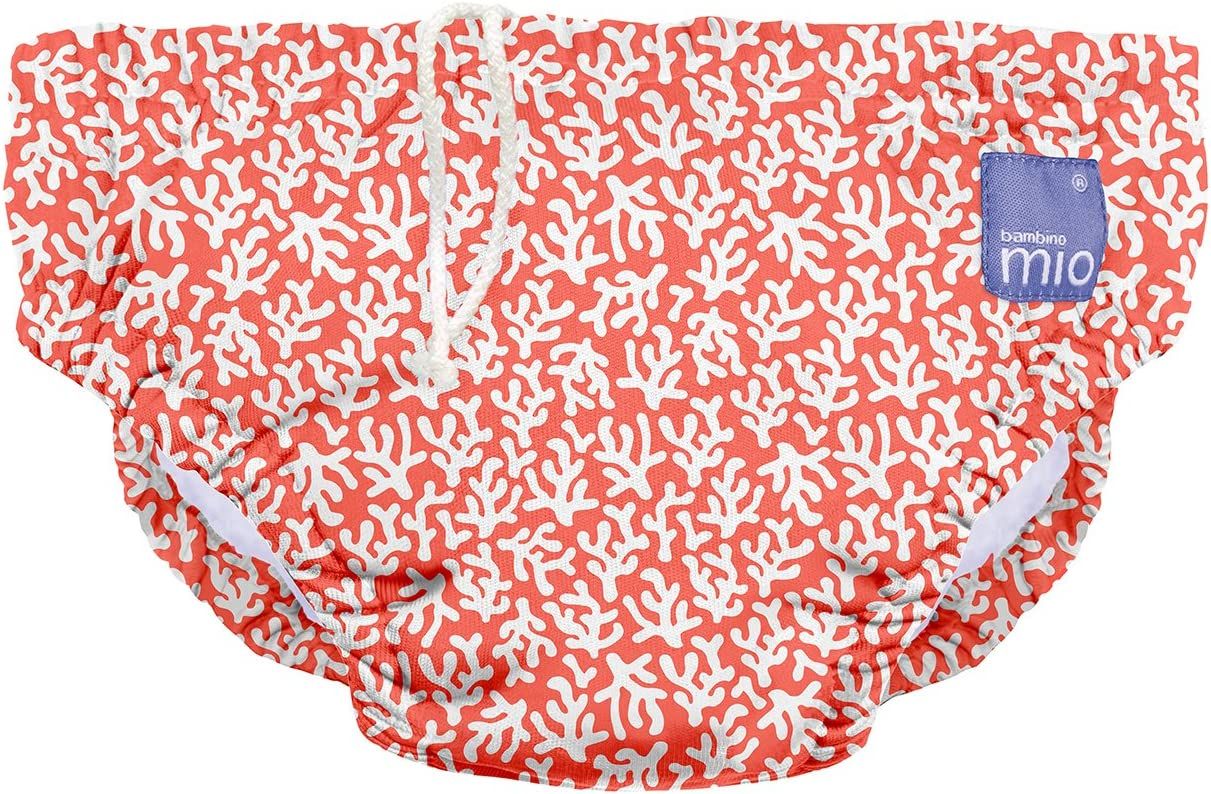 Bambino Mio pelican pier reusable swim diaper medium 6-12 months