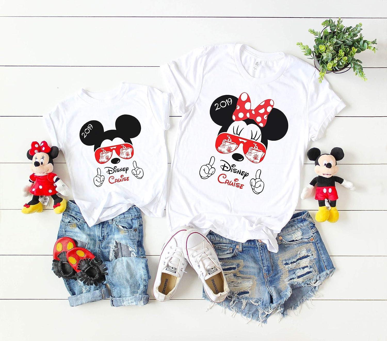 07250ab4 Amazon.com: Disney Cruise Family Shirt, Disney Cruise Shirt 2019, Custom  Disney Family Matching Shirts, Mickey Ears 2019 D26: Handmade