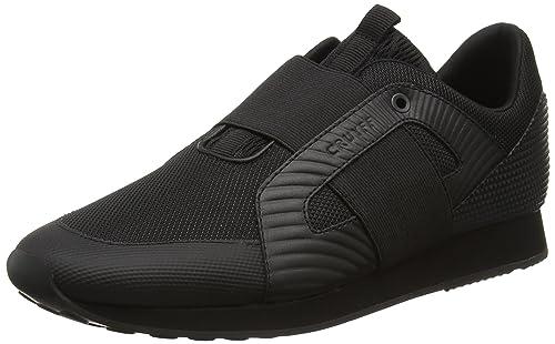 Cruyff - Zapatillas de Sintético Hombre, Color Negro, Talla 41: Amazon.es: Zapatos y complementos