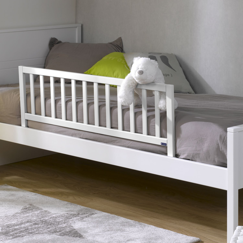 IDKID'S idkid' S–Barriera da letto bambino in legno bianco IDKID' S