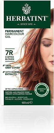Herbatint Tinte Rubio Cobrizo 7R - 150 gr (009980023)