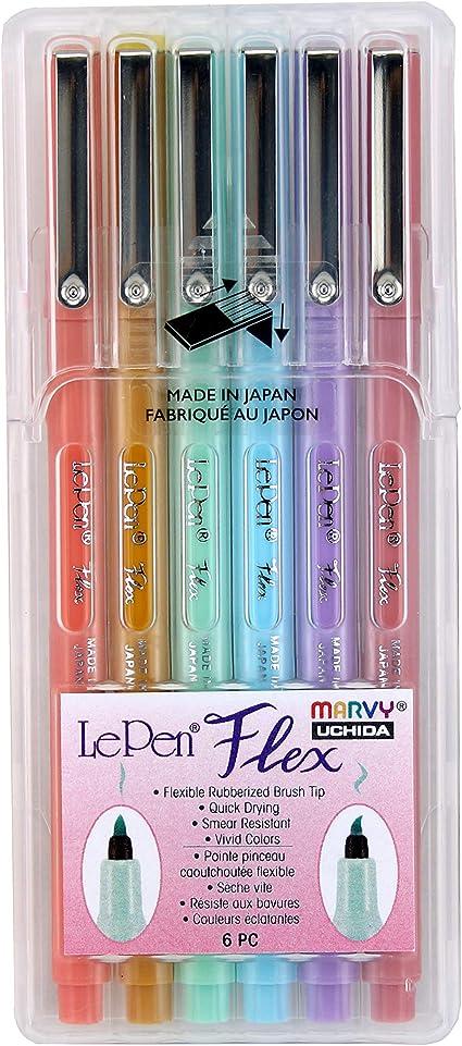 Amethyst Uchida Of America Le Pen Flex Art Supplies