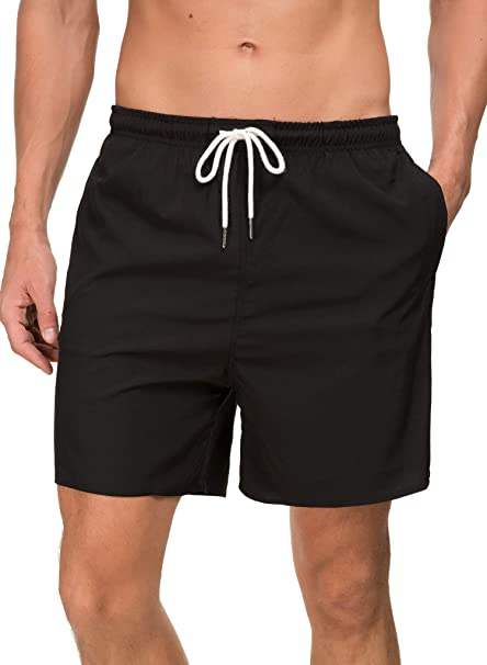 top fashion best choice competitive price Amazon.com: Janmid Men's Swim Trunks Quick Dry Beach Shorts with ...