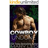 Cowboy Undone: A Small Town Enemies to Lovers Romance (Wild Creek Cowboys Book 1)