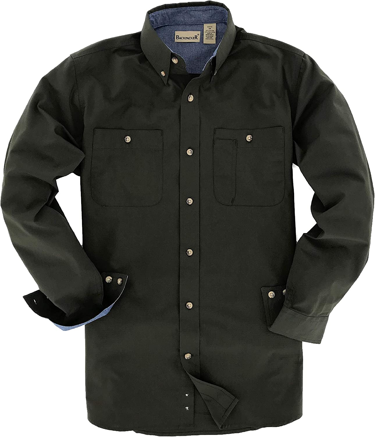Backpacker Mens Rip Stop Woven