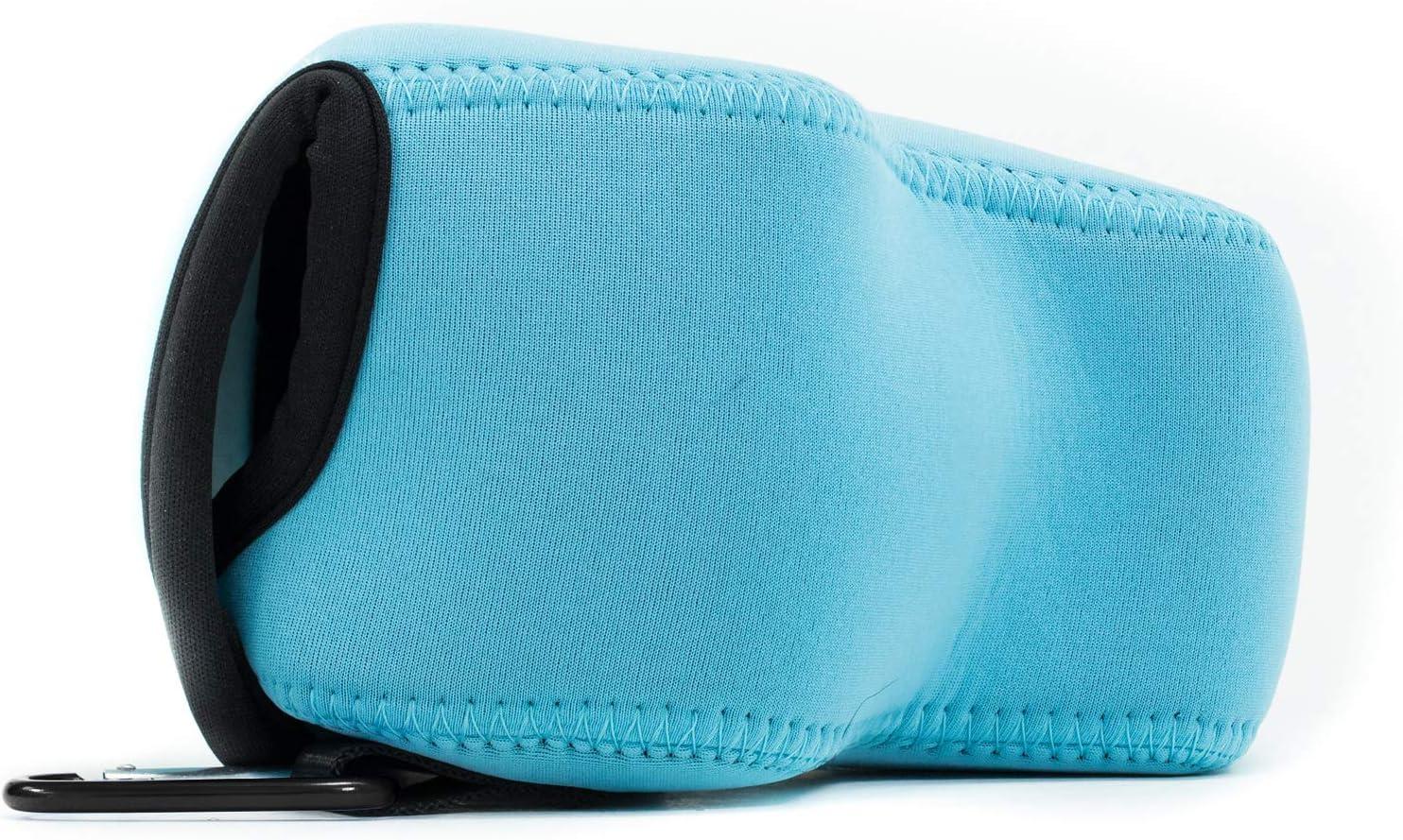 Nikon COOLPIX P610 MegaGear MG048 Ultra Light Neoprene Camera Case Bag with Carabiner for Nikon Camera P600