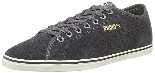 Puma Elsu V2 Perf Sd - Zapatillas Hombre, Grigio Scuro, EU 40: Amazon.es: Zapatos y complementos